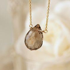 Hitotsubu necklace  |  7,800yen