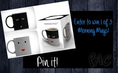 Enter to #win 1 of 3 color changing morning mugs from @penny shima glanz Auctions Canada open worldwide!! http://pennyauctionscanada.com/promotions