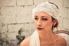 mariée rétro, vintage bride
