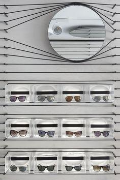 Optic Shop by ORA   Shop interiors