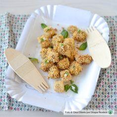 In meno di mezz'ora potrete preparare delle polpettine light e molto saporite che stuzzicheranno l'appetito dei vostri bambini.