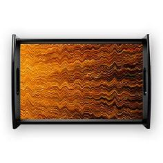 Colorful lightwave abstract texture Coffee Tray> Abstract light wave texture> Victory Ink Tshirts and Gifts