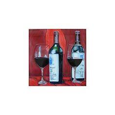 Decorative Ceramic Wall Tiles. Red Wine Decorative Ceramic Wall Art Tile 11x14 CCTC https www amazon Cinzano