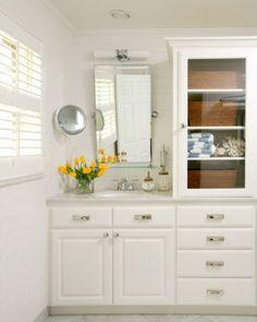 Guest Bath via Simplified Bee Blog