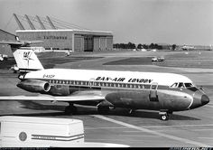BAC 111-401AK One-Eleven aircraft picture