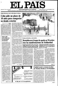 1 de Septiembre de 1982