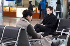 """""""Healer"""": Ji Chang Wook & Team's Airport Showdown Against The Bad Guys 