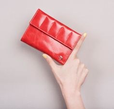 A personal favorite from my Etsy shop https://www.etsy.com/listing/211860374/womens-leather-wallet-trifold-leather