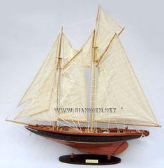 Eleonora Westward model boat