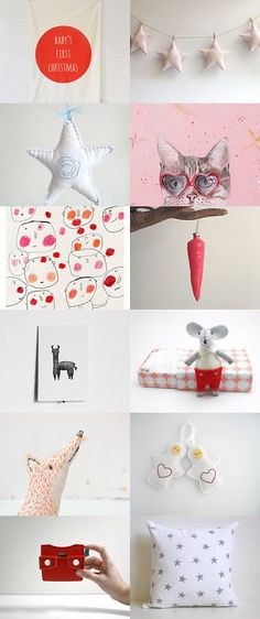 First Christmas by Olga on Etsy--Pinned with TreasuryPin.com