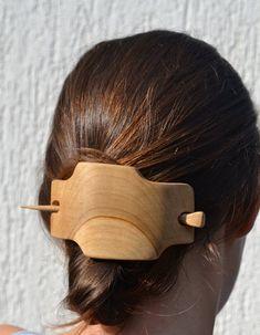 Hair Accessories Hair Barrette Hair Bow Barrette Hair Pin Nail Effects, Hair Slide, Hair Sticks, Wooden Jewelry, Hair Barrettes, Hair Comb, Hair Jewelry, Hair Pieces, Shawl Pin