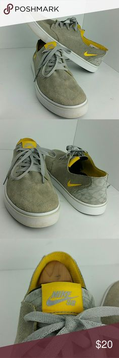 NIKE SB BRATTA MEN'S SHOES IN GOOD CONDITION   SKE # TV NIKE Shoes Sneakers