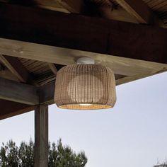Bover Fora Plafond Tuinverlichting beige by Bover in Plafond Tuinverlichting - Buitenverlichting