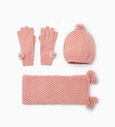 Hats, Scarves and Gloves - Girls | ZARA Belgium