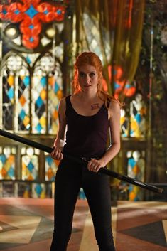 'Shadowhunters' 1×05 'Moo Shu To Go' Clary Fray
