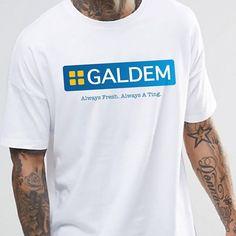 Galdem. Always toasty, fresh and bad for your health. Preorder now. #bowlcutgarms #galdem #greggs #fresh #ting🔥🔥🔥 www.bowlcut.uk🔥🔥🔥🍪🍩🍰🍮☕️