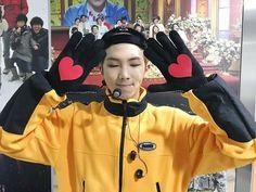 #HappyNewYear Kim Namjoon ❤