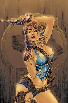 Legend of Oz Wicked West by Eric Basaldua Comic Style Art, Comic Styles, Comic Art, Comic Book Heroines, Comic Book Artists, Grimm, Outlaw Women, Nursery Rhyme Characters, Art Spiegelman