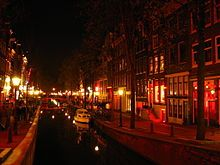 Red-light district - Wikipedia, the free encyclopedia