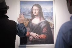 Art Exhibit Gives Blind People a Vision of the Mona Lisa Along with audio guidance, disabled visitors can now enjoy masterworks of art.