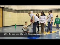 Mission Impossible Physical Education Game
