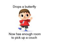 Animal Crossing: New Leaf Logic