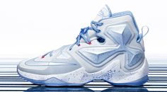 Nike LeBron 13 'Christmas' Embraces the Midwest Winter