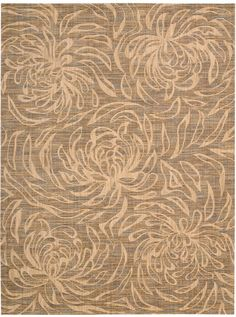 This Radiant Impression Beige Collection rug (LK09) is manufactured by Nourison. Made From the Finest New Zealand Wool, These Woven Rugs Present Vibrant Colors in An Assortment of Patterns With a Modern Twist.