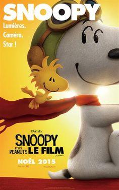 Snoopy : ses débuts au cinéma !  - Par Florence Yérémian - BSCNEWS.FR