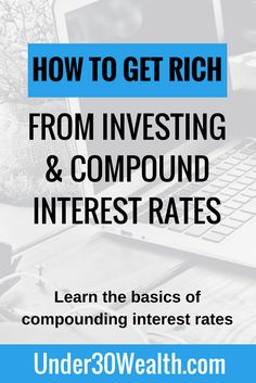 Learn how you can turn small money into big money through compounding interest rates as we dive into a beginner level investing lesson everyone should know when managing their money.