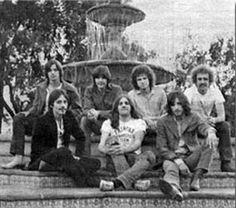 The Eagles with Jackson Brown, JD Souther & ?