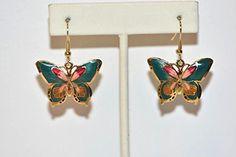 Enamal Cloisonne Butterfly Earring Silk Route Fashion Jew... https://www.amazon.com/dp/B0195IDIH4/ref=cm_sw_r_pi_dp_x_XumazbE95MVK2