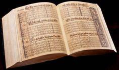 Ephrata Community songbook: Ephrata Community.  Die bittre Gute, oder Das Gesäng der einsamen Turtel-Taube . . .Manuscript hymnal, 1746. Music Division