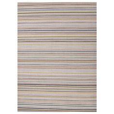 Jaipur Pura Vida Pacifico Aruba Blue Flat Weave Rug 10 X 12 $1200
