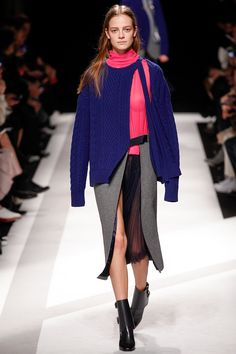 Sacai Fall 2014 – Vogue