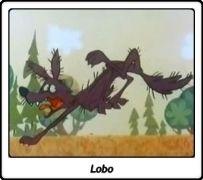 Lobo / Wolf / Vickie el Vikingo / Wickie und die starken Männer / 1974