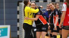 Vulkan-Ladies besiegen im Heimspiel Haunstetten