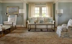 Wonderfull Neutral Oriental Rug Remodel