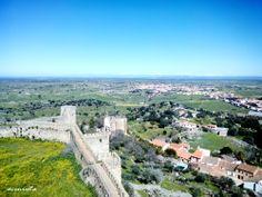 Trujillo. Vistas desde la Alcazaba