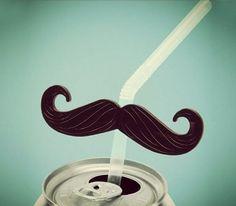 Mustache in fashion