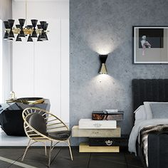 Mid-Century Modern Furniture with a Boho Chic Vibe for Your Home   www.essentialhome.eu/blog   #midcentury #modernhome #bohochic