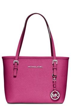 MICHAEL Michael Kors 'XS Jet Set' Travel Tote available at #Nordstrom