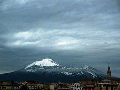 Vesuvius; Il gigante innevato