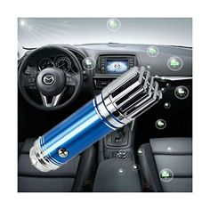 CleanAirCar® Car Fresh Air Purifier Ionizer Oxygen Bar $19.97  |  21 Things Every Traveler Wishes They Owned | GiftTITAN