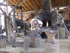 Colonial Blacksmith
