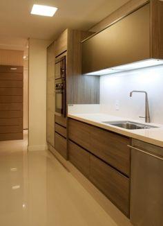 Cozinha apartamento decorado Gran Classic
