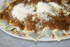 La ricetta degli agnolotti, i ravioli piemontesi  per il pranzo di Natale #ricetta #natale