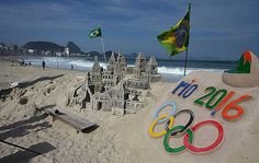 Aparece cuerpo mutilado en sede de los Juegos Olímpicos