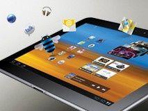 Samsung Galaxy Tab tech