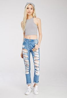 Ripped Jeans | Forever 21